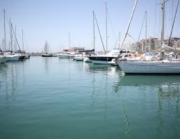 Amarres en Santa Pola (Alicante)