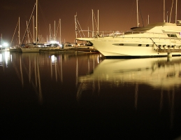 Marina in Santa Pola